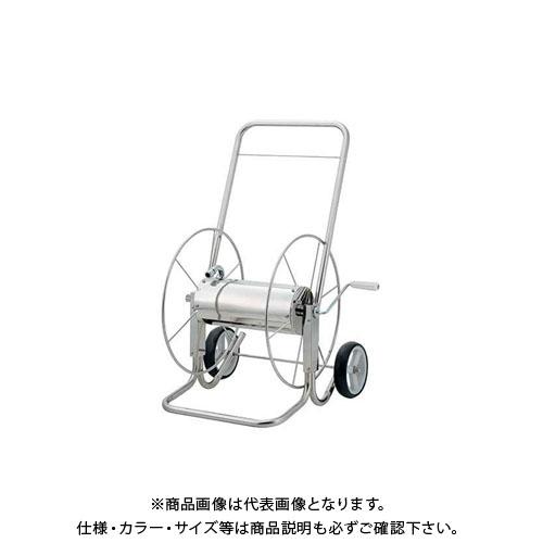 【12/5限定 ストアポイント5倍】カクダイ ステンレスホースリール 553-031