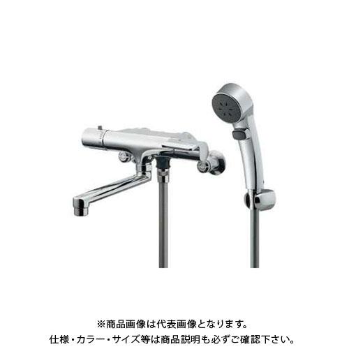 【12/5限定 ストアポイント5倍】カクダイ サーモスタットシャワー混合栓 173-063K