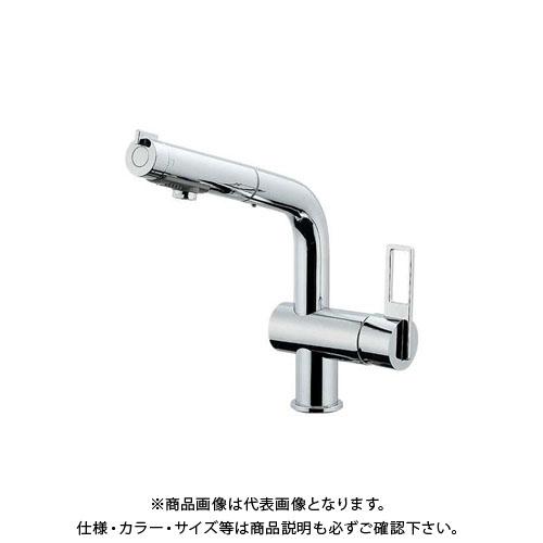 【12/5限定 ストアポイント5倍】カクダイ 引出し混合栓 118-028K