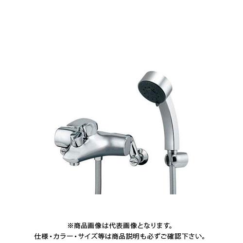 【12/5限定 ストアポイント5倍】カクダイ シングルレバーシャワ混合栓 143-012K