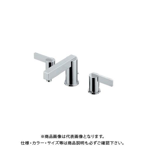 カクダイ 2ハンドル混合栓 153-006