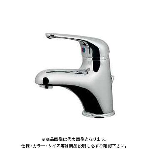 カクダイ シングルレバー混合栓 183-038