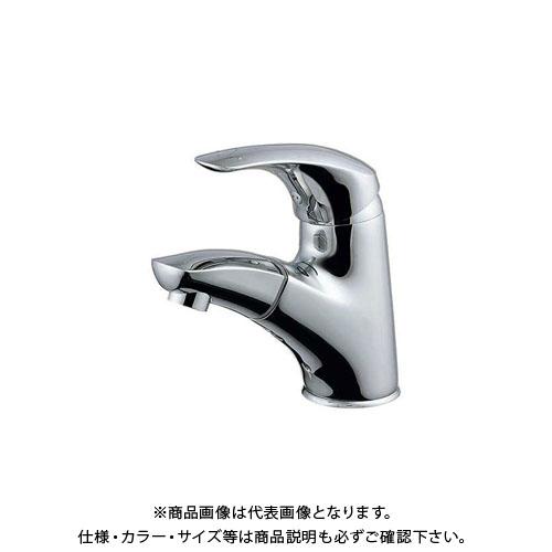 【12/5限定 ストアポイント5倍】カクダイ シングルレバー引出混合栓 184-003