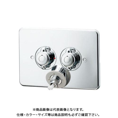 【12/5限定 ストアポイント5倍】カクダイ 洗濯機用混合栓 127-102K