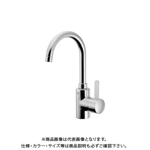 【12/5限定 ストアポイント5倍】カクダイ シングルレバー混合栓 GR-3283000J