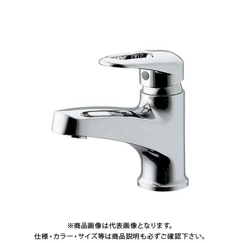 【12/5限定 ストアポイント5倍】カクダイ シングルレバー混合栓 185-111