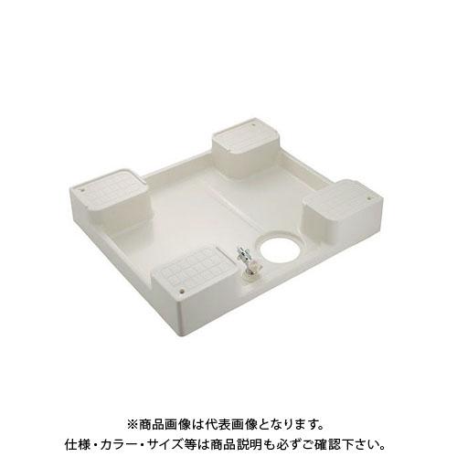 カクダイ 洗濯機用防水パン 水栓付 426-502K