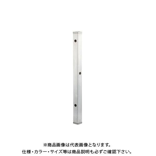 カクダイ ステンレス水栓柱分水孔付60角 624-115