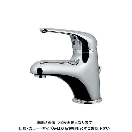カクダイ シングルレバー混合栓 183-039