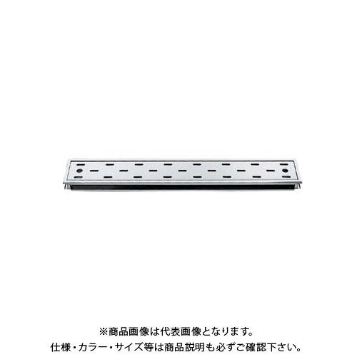 【12/5限定 ストアポイント5倍】カクダイ 長方形排水溝 4204-150×450