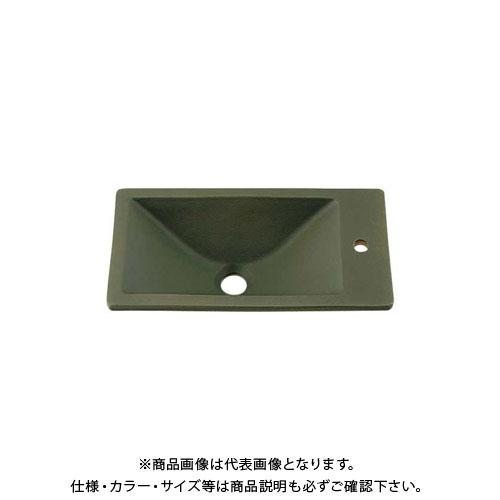【12/5限定 ストアポイント5倍】カクダイ 角型手洗器/松葉 493-010-YG