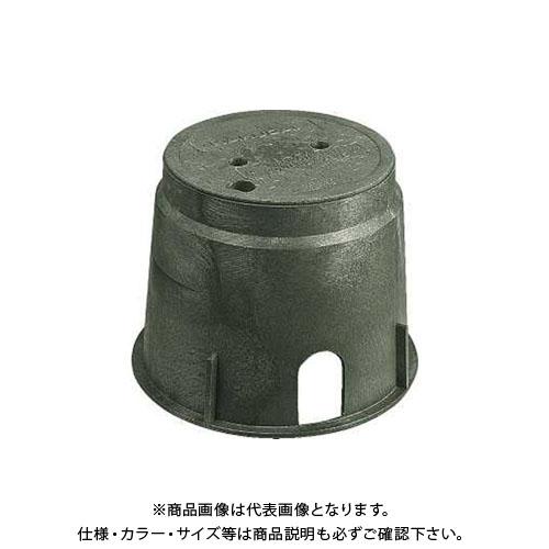 【12/5限定 ストアポイント5倍】カクダイ 電磁弁ボックス(丸型) 504-011