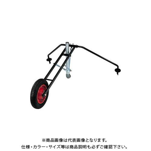 【12/5限定 ストアポイント5倍】カクダイ 一輪台車 5115