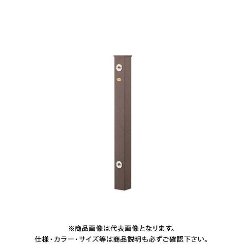 カクダイ 水栓柱(樹脂木) 624-161