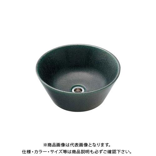カクダイ 手水鉢(濃茶) 624-941