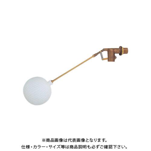 【12/5限定 ストアポイント5倍】カクダイ 複式ボールタップ(ポリ玉) 6616-40