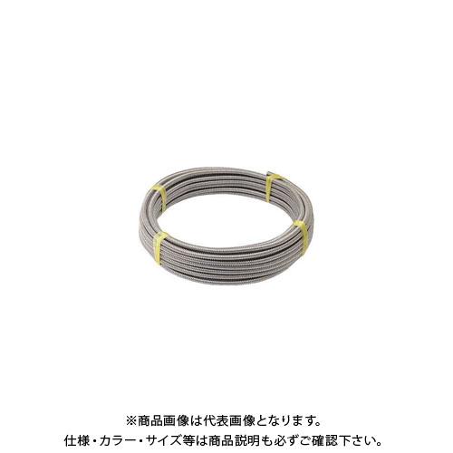 カクダイ 巻フレキパイプ 6710-13×25