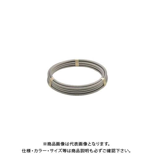 【12/5限定 ストアポイント5倍】カクダイ 巻フレキパイプ(316L) 6712-20×10