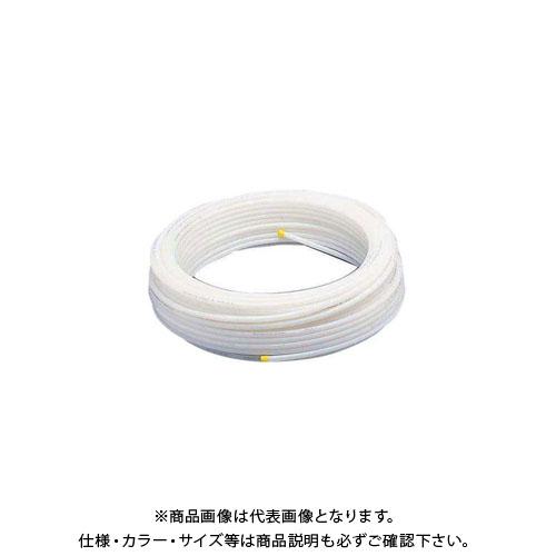 【12/5限定 ストアポイント5倍】カクダイ 架橋ポリエチレン管20A 672-103-100