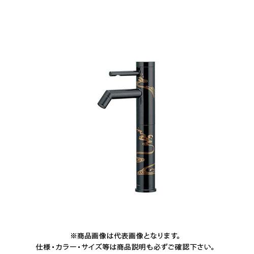 【12/5限定 ストアポイント5倍】カクダイ シングルレバー立水栓/トール 716-214-13