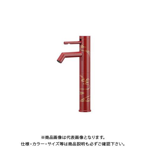 【12/5限定 ストアポイント5倍】カクダイ シングルレバー立水栓/トール 716-211-13