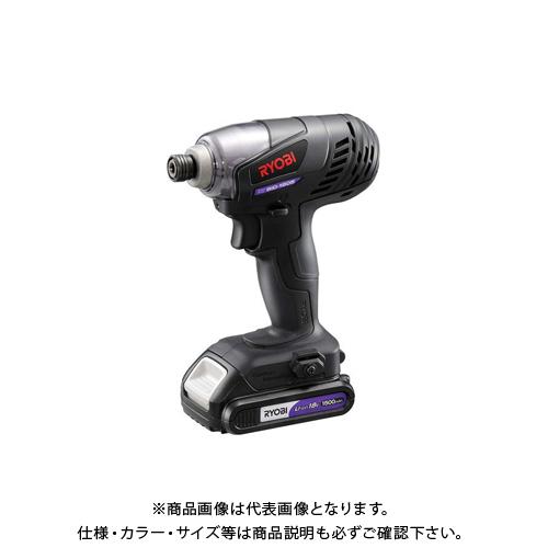 【直送品】リョービ RYOBI 充電インパクトドライバー BID-1805(657800A)