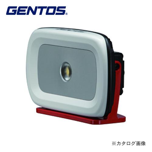 ジェントス GENTOS LEDワークライト ガンツ GZ-302