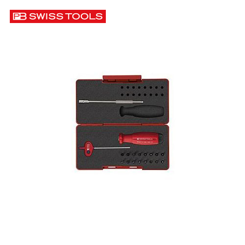 PBスイスツールズ 8320SET-B2 デジタルトルクハンドルセット (NM仕様)