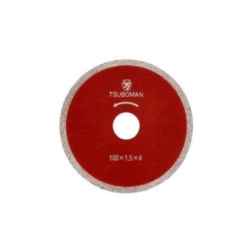 ツボ万 タイルカッターT TB-1113601-T-180×25.4(H)