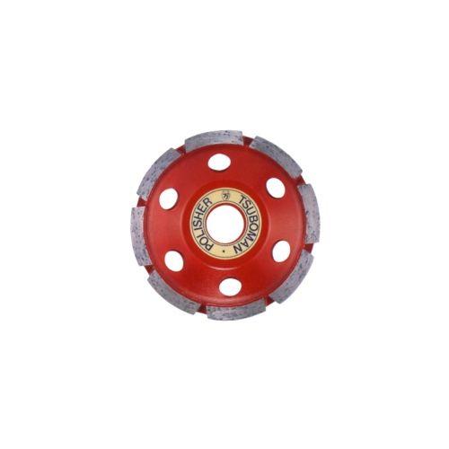 ツボ万 カップ型ポリッシャー TB-11215-CWM-125