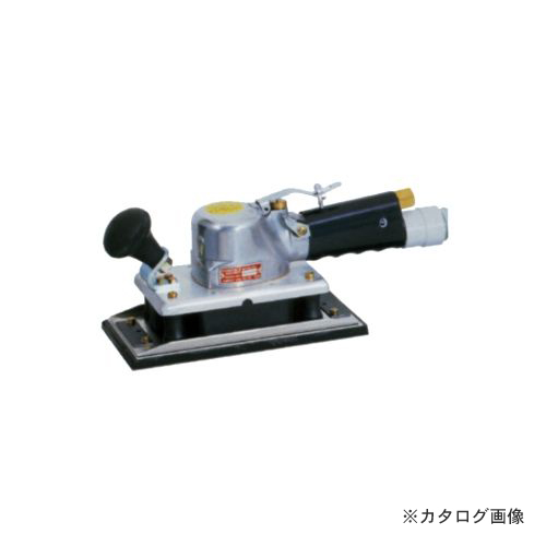 コンパクトツール 吸塵式 ワイドオービタルサンダー (糊付ペーパー用パッド) 812B4D (LP)