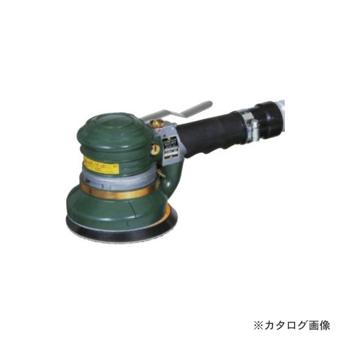 コンパクトツール 吸塵式 ダブルアクションサンダー (糊付ペーパー用パッド) 905A4D (LP)
