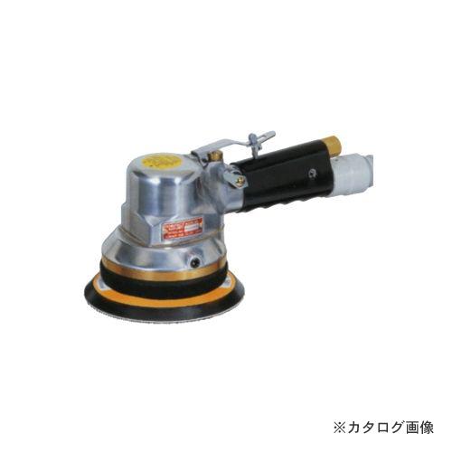 コンパクトツール 吸塵式 ダブルアクションサンダー (糊付ペーパー用パッド) 905B4D-6 (LP)