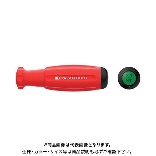 PBスイスツールズ メカトルク(トルクドライバー) プリセ 8314A-3.0
