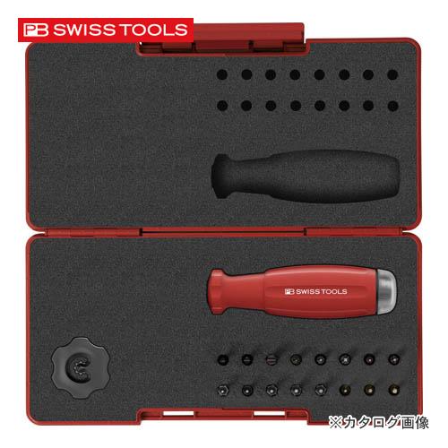 PBスイスツールズ 8321SET-B3 メカトルク (トルクドライバー) セット