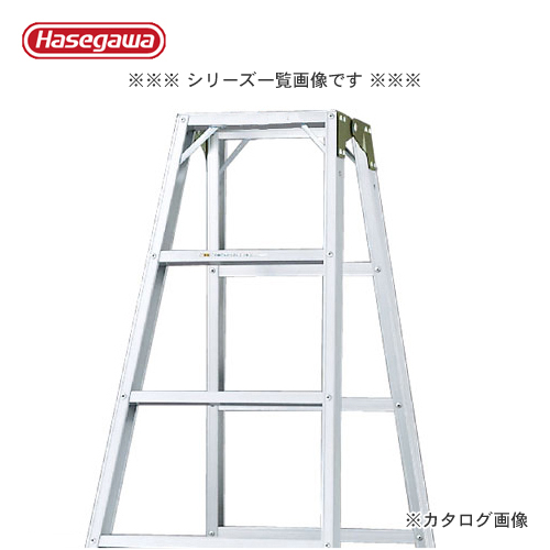【直送品】ハセガワ 長谷川工業 専用脚立 SWH-24 10256