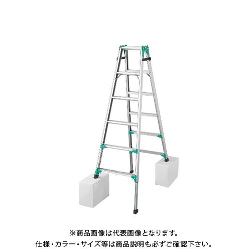 【直送品】ハセガワ 長谷川工業 はしご兼用脚立 RYZ1.0-21 16260