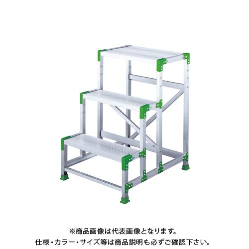 【直送品】ハセガワ 長谷川工業 組立式作業台 EWA-30 15650