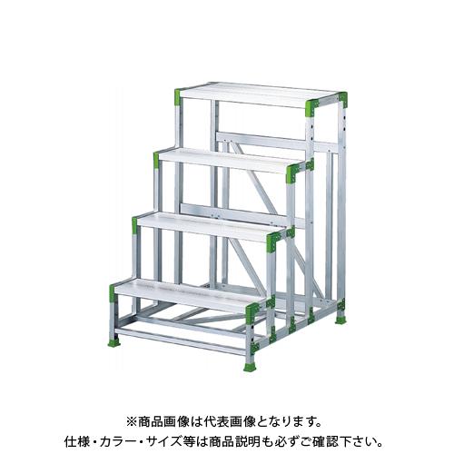 【直送品】ハセガワ 長谷川工業 組立式作業台 EWA-40 15651