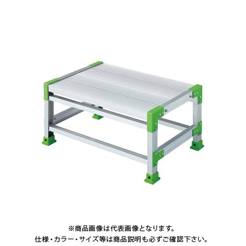 【直送品】ハセガワ 長谷川工業 組立式作業台 EWA-14 16118