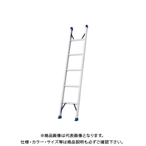 【直送品】ハセガワ 長谷川工業 電工用1連はしご(昇柱用) LQ1 1.0-24 17212