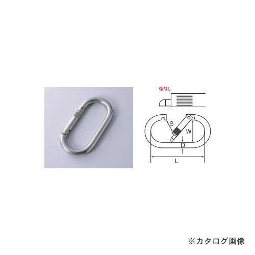 ひめじや HIMEJIYA カラビナ 10入 K-1