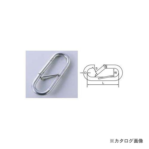 ひめじや HIMEJIYA プチカラビナ(ハズレ止め付) 30入 PK-6