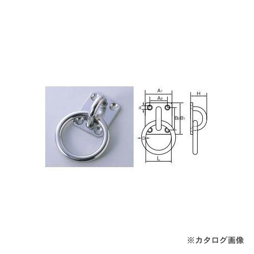 ひめじや HIMEJIYA アイプレート丸カン 20入 PR-8