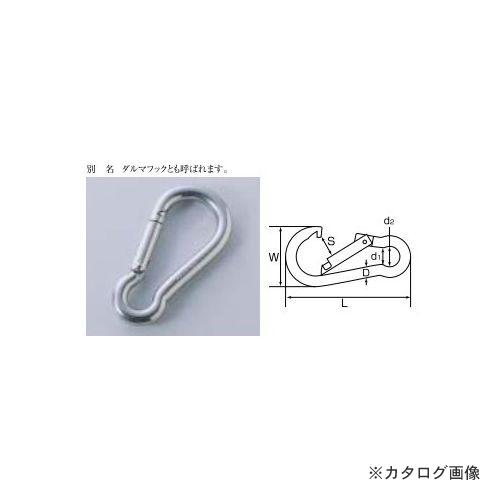 ひめじや HIMEJIYA スプリングフックS 10入 SS-11