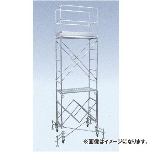 【運賃見積り】【直送品】広島 HIROSHIMA フジステージ F12-19R-B 2段セット 760-17