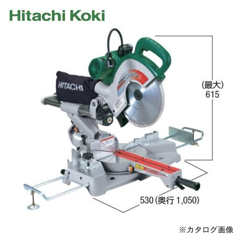 【直送品】日立工機 HITACHI 卓上スライド丸のこ C10FSH
