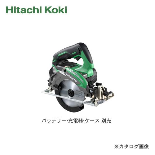 【20日限定!3エントリーでP16倍!】HiKOKI(日立工機) 18V コードレス丸のこ 本体のみ C18DBL(NN)