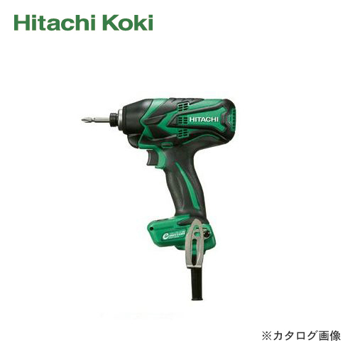 HiKOKI(日立工機) インパクトドライバ(10mコード・ケース付) WH12VE(SC)