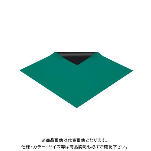 【運賃見積り】【直送品】ホーザン HOZAN 導電性カラーマット 1.5×1×10m F-743